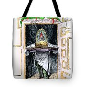 Christmas Pudding, 1882 Tote Bag