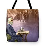 Christopher Sholes, American Inventor Tote Bag