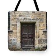 Church Doors Tote Bag