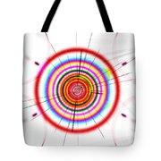 Circle Art Tote Bag