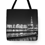 City Hall And Hms Belfast Tote Bag