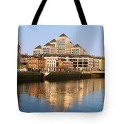 City Of Dublin Tote Bag