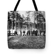 Civil War: Brandy Station Tote Bag