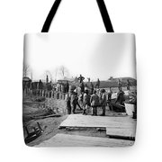 Civil War: Bull Run, 1862 Tote Bag