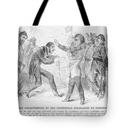 Civil War: Copperhead, 1863 Tote Bag
