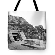 Civil War: Drewrys Bluff Tote Bag