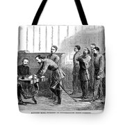 Civil War: Parole, 1865 Tote Bag