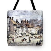Civil War: Richmond, 1862 Tote Bag