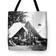 Civil War: Signal Corps Tote Bag