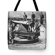 Civil War: Union Fort Tote Bag