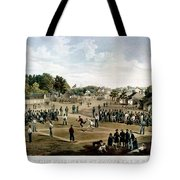 Civil War: Union Prisoners Tote Bag