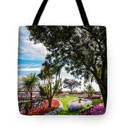 Clacton Pleasure Garden Tote Bag