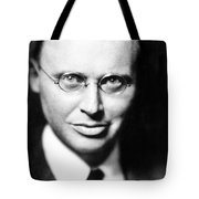 Clarence Day (1874-1935) Tote Bag