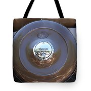 Classic Antique Plymouth - Detail Tote Bag