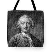 Claude Adrien Helvetius Tote Bag