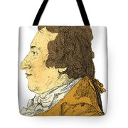 Claude-louis Berthollet, French Chemist Tote Bag by Science Source