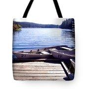 Clear Lake At Mckenzie Pass Tote Bag