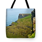 Cliff Of Moher 16 Tote Bag