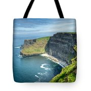 Cliff Of Moher 31 Tote Bag