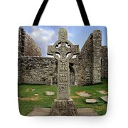 Clonmacnoise, Co. Offaly, Ireland Tote Bag