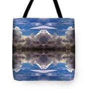 Cloud's Illusions Tote Bag