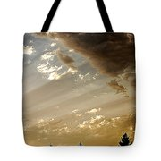 Clouds Of A Storm Tote Bag