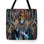 Clutches Of Eternity Fx  Tote Bag