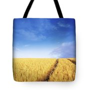 Co Carlow, Ireland Barley Tote Bag