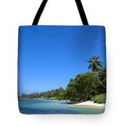Coast Of Indian Ocean Tote Bag