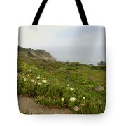 Coastal View Mist Tote Bag