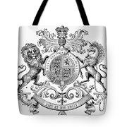 Coat Of Arms: Great Britain Tote Bag