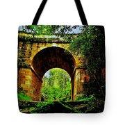 Colonial Era Bridge Tote Bag
