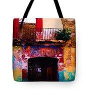 Colors Of Oaxaca Tote Bag