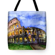 Colosseum Tote Bag