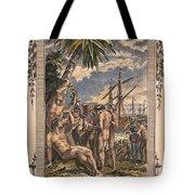 Columbus: Native Americans Tote Bag