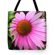 Cone Flower Tote Bag