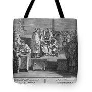 Confirmation, 18th Century Tote Bag
