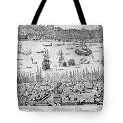Constantinople, 1713 Tote Bag