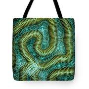 Coral Design Tote Bag
