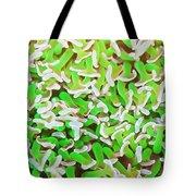 Coral Texture Tote Bag