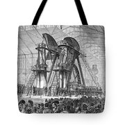 Corliss Steam Engine, 1876 Tote Bag