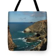 Cornish Seascape St Agnes  Tote Bag
