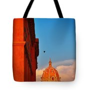 Corona Tote Bag by Skip Hunt