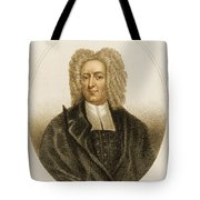 Cotton Mather, American Minister Tote Bag