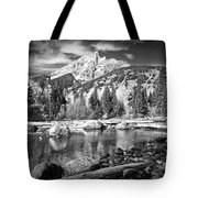 Cottonwood Creek Tote Bag