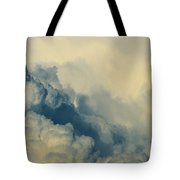 Cumulonimbus Clouds Tote Bag