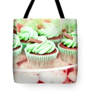 Cup Cakes Tote Bag