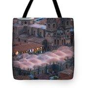 Cusco Tote Bag