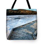Cypress Hills Alberta Tote Bag
