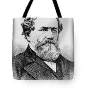 Cyrus Mccormick, American Inventor Tote Bag